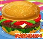 Hamburger Hazırlama Oyunu