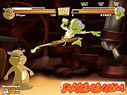 Hamster Zombi Dövüşü Oyunu