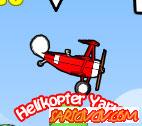Helikopter Yarışı Oyunu
