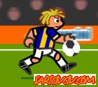Hırçın Futbol Oyunu