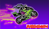 Hızlı Ninja Motoru Oyunu