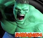Hulk Araba Parkı  Oyunu