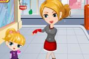Çocuk ve Anne giydir