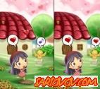 İki Resim Arasındaki Farklar Oyunu