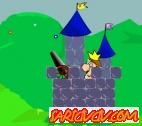İkili Kale Savaşı Oyunu