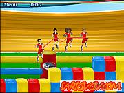 İpli Koşu Oyunu