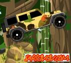 Engebeli Jeep Sürme