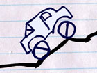 Kağıt Araba