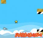Kağıttan Uçak Uçurma Oyunu