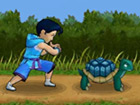 Kaplumbağa Uçurma