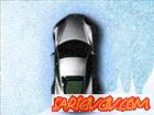 Karlı yolda park etme Oyunu