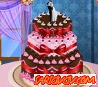 Katlı Düğün Pastası Oyunu