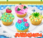 Kek Pişir Oyunu