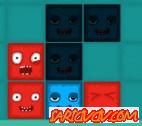 Kırmızı Blokları Patlat Oyunu