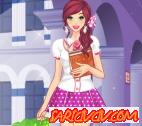 Kolejli Kız Oyunu