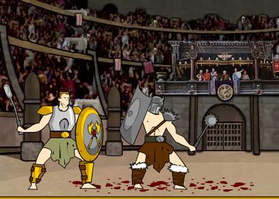 Korkusuz Gladyatör