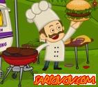 Kötü Burger Oyunu