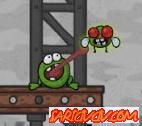 Kurbağa ile Sinek Yakalama Oyunu