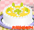 Limonlu Pasta Oyunu
