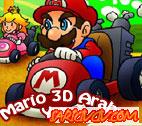 3D Mario Arabası