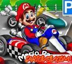 Mario Araba Park Etme Oyunu