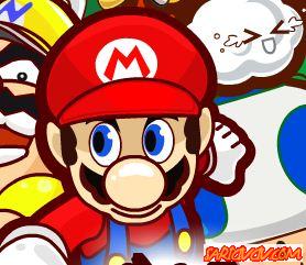Mario Dövüş Oyunu