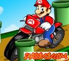 Mario Motor Oyunu