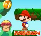 Mario Yukarı Sıçra Oyunu