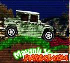 Mayınlı Yolda Jeep