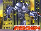 Metal Robot Oyunu