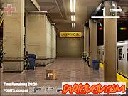 Metro Nişancısı Oyunu