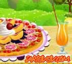 Meyveli Pizza Oyunu