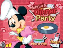 Minnie?nin Akşam Yemeği