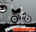 Motorcu İskelet Oyunu