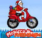 Motorcu Noel Oyunu
