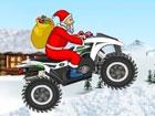Motorsikletli Noel Baba