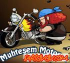 Muhteşem Motorcu Oyunu