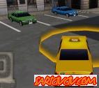 Newyork Taksi 3D Oyunu