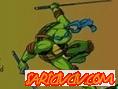 Ninja Kaplumbağa Nehir Dövüşü Oyunu