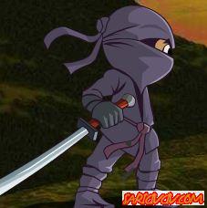 Ninja Kılıcı Oyunu
