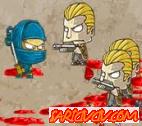Ninja Mafya Savaşı Oyunu
