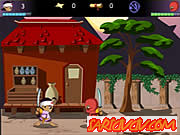 Ninja Sokakları Oyunu
