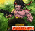 Nişancı Rambo Oyunu