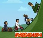 Nitrolu Bisiklet Oyunu