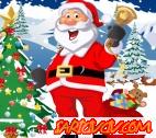 Noel Baba Giydir Oyunu
