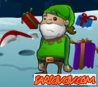 Noel Baba Kurtarıcısı Oyunu