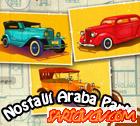 Nostalji Araba Parkı Oyunu