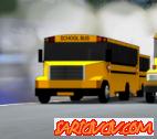 Okul Otobüsü Yarışı Oyunu
