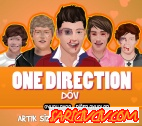 One Direction D�v Oyunu
