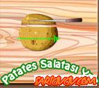 Patates Salatası Yap Oyunu